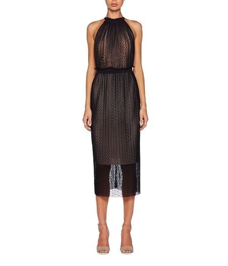 Bec & Bridge Pompette Halter Dress