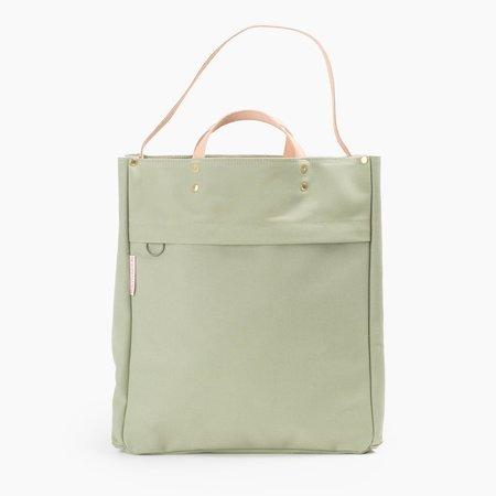 BAG'n'NOUN Tool Bag with Leather Strap - Sage