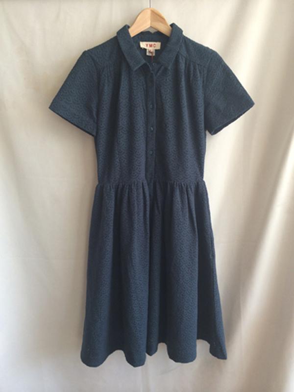 YMC Broderie Dress