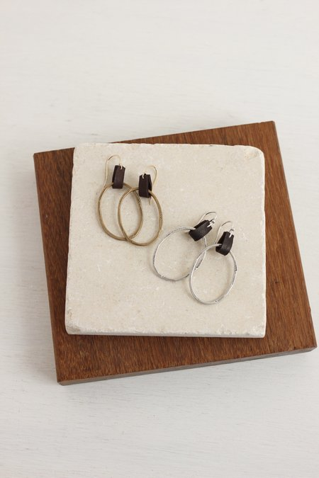 CLP Medium O Earrings