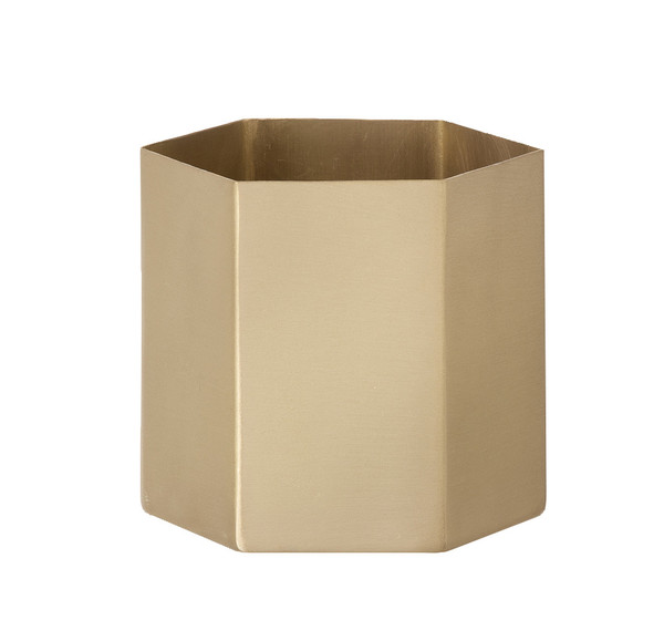 Ferm Living Hexagon Planter - Large