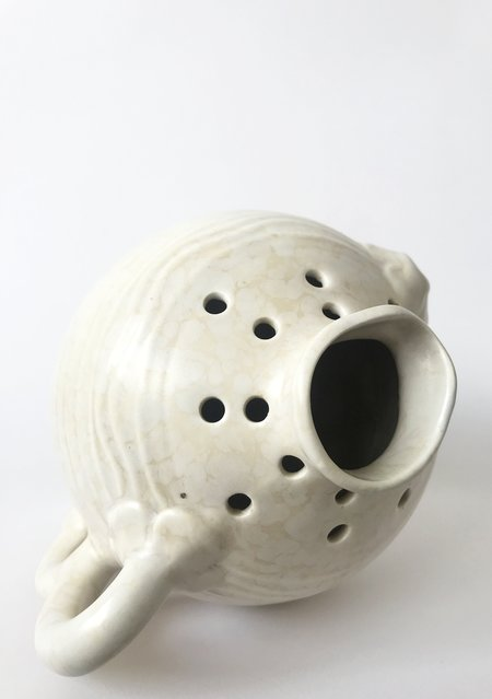 Found by Fourth Vintage Holey Vase