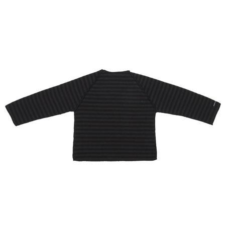 KIDS Album di Famiglia Baby And Child Kinya Sweater - Choco Brown/Black Stripes