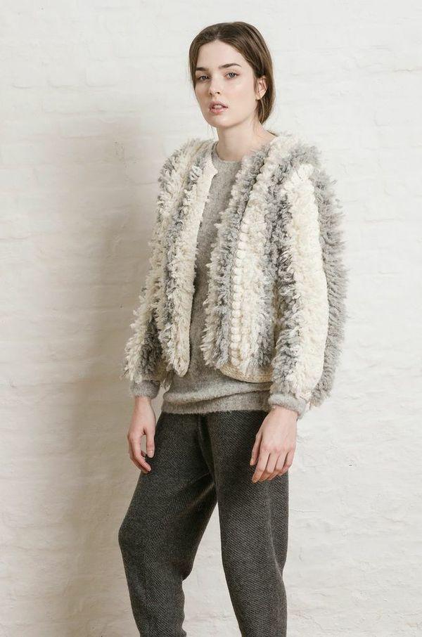 ELEVEN SIX Sofia Sweater Jacket