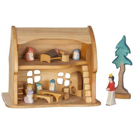 Kids Shop Merci Milo Fairy Tale Cottage Dollhouse