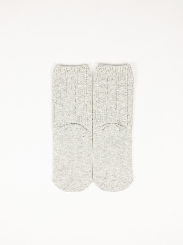 Cosmic Wonder Cover Socks, Grey
