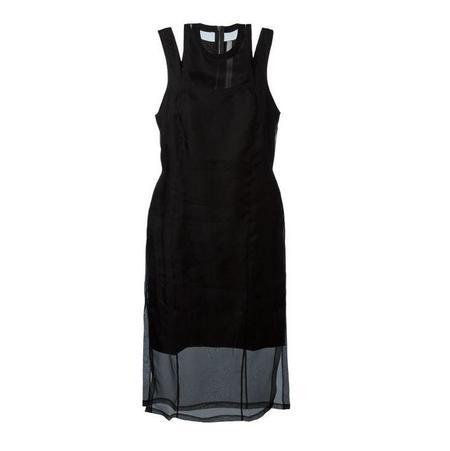 DAMIR DOMA Silent Dana Dress - Black