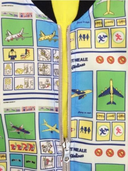 KIT NEALE Safety Card Bomber