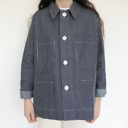 Unisex LLOYD Hickory Chore Coat