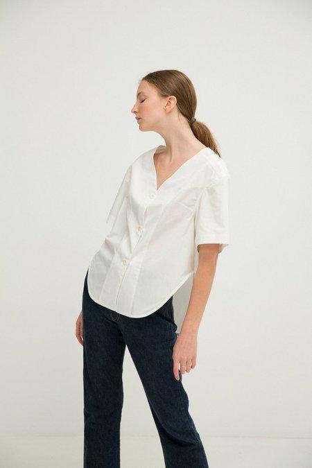 Sherie Muijs no. 24 SHIRT - Vintage white