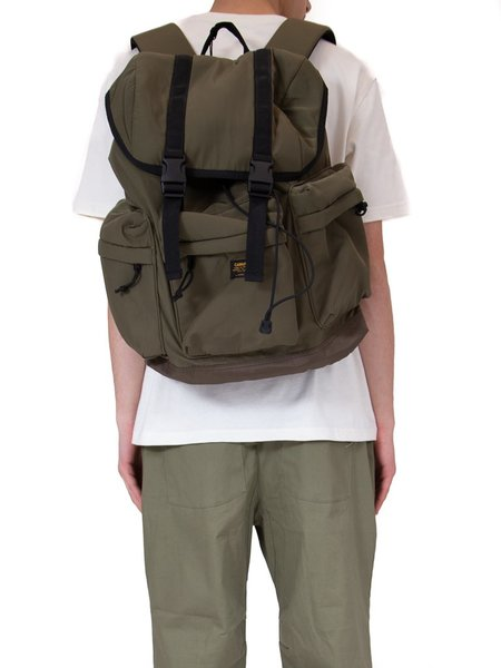 CARHARTT WIP Military Backpack - Combat Green