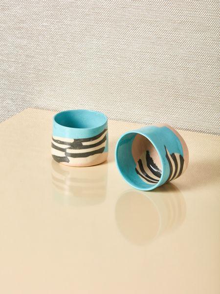 Risa Nishimori Porcelain Cup
