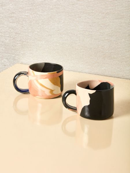 Risa Nishimori Porcelain Mug