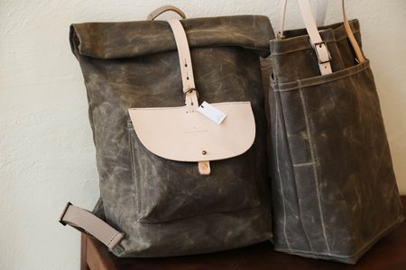 Bradley Mountain Day Pack - Field Tan/Natural