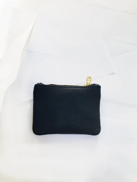 If I Fell Coin & Cards Pouch - Midnight