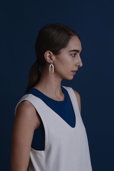 Seaworthy Bella Earrings - Silver