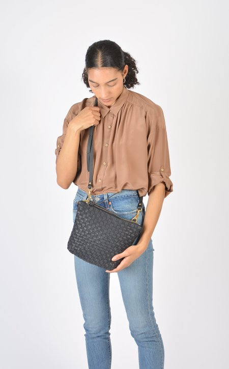 Eleven Thirty Melissa Mini Woven Shoulder Bag