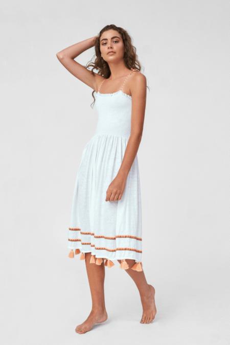 Pitusa Bella Smocking Dress