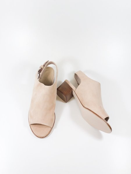 a over a shoes kara HEEL - blush