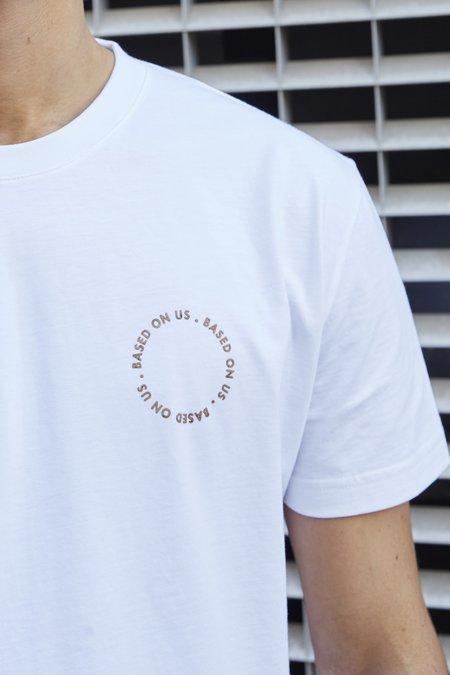 Basus T-Shirt Based on us - WHITE
