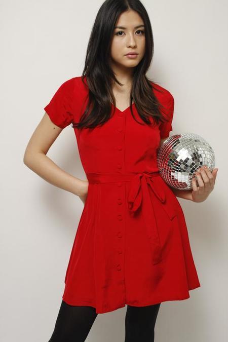 L'ecole Des Femmes Little Red Dress