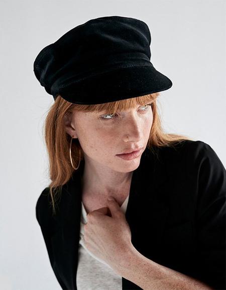 Janessa Leone Mattie Cap