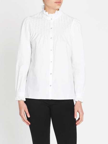 MiH Jeans Danvers Shirt - White