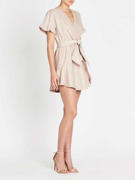 IRO Paz Dress - Nude