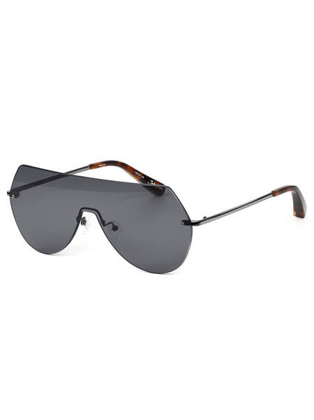 Elizabeth and James Johnston Sunglasses - Black