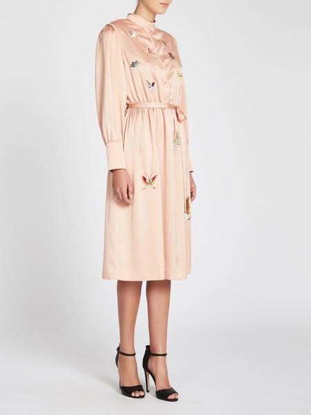 MiH Jeans Turner Dress - Moon Pink
