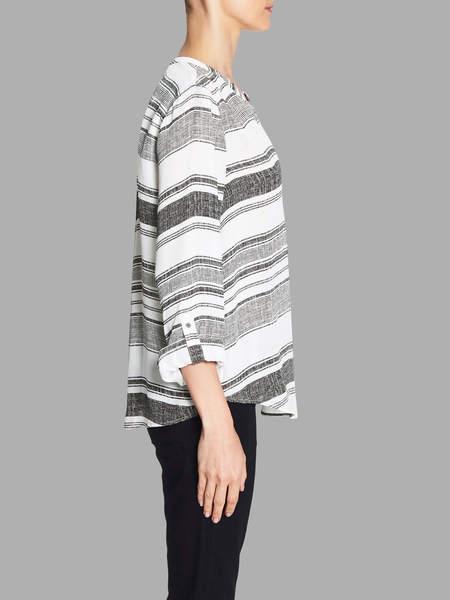 Joie Obeline B Top - Striped Print