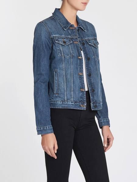 J Brand Slim Jacket - Blue