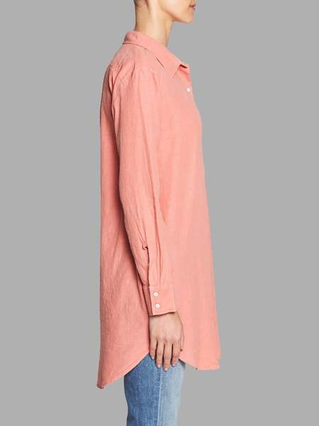 MiH Jeans Oversize Shirt - Paper Pink
