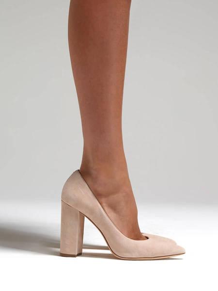 Pour la Victoire Celina Heel - Blush Pink