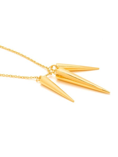 Gorjana Cersi Long Necklace - Gold