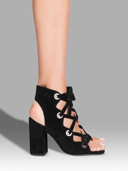 Senso Uba Sandal - Black