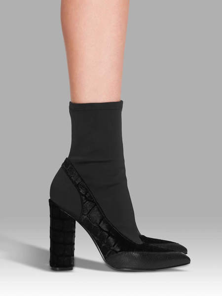Camilla and Marc Zoey Boot - BLACK