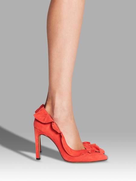 IRO Escavol Heels - Coral