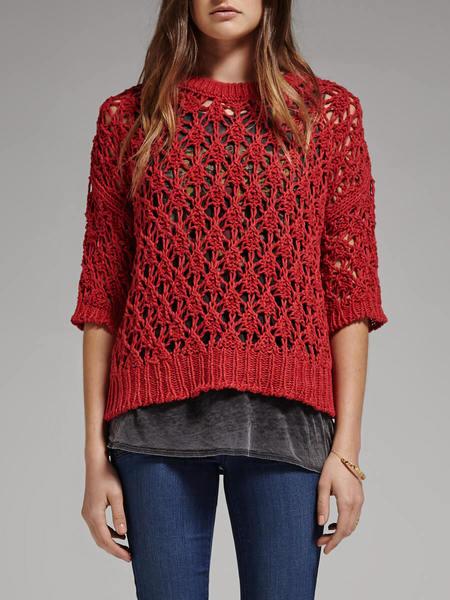 IRO Youssra Knit - Red