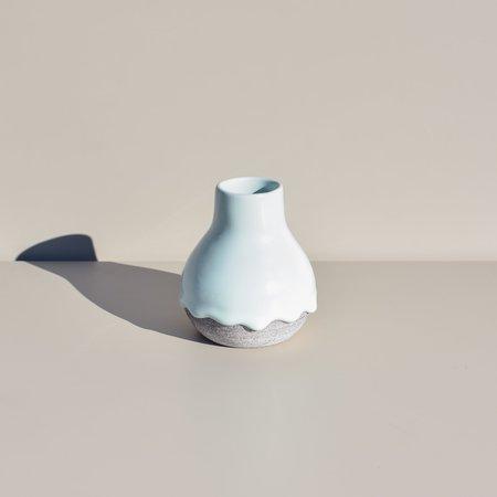 Brian Giniewski Vase - Mint/Ash
