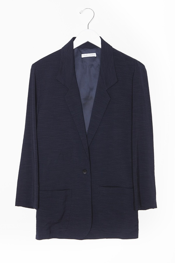 Kieley Kimmel Nelson jacket | blue