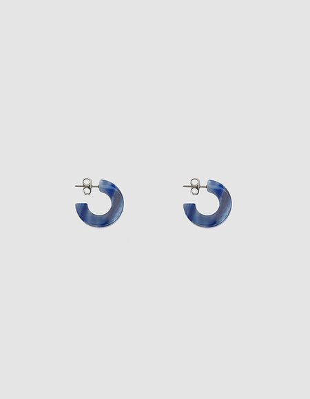 Rachel Comey Cuba Earrings - Blue