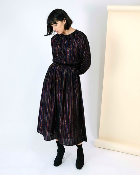 Apiece Apart Valentijn Dress - Stripe