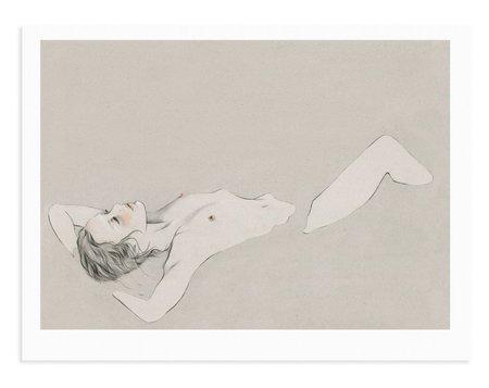 Kelly Thompson #17 Art Print