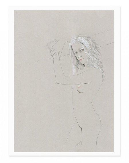 Kelly Thompson #22 Art Print