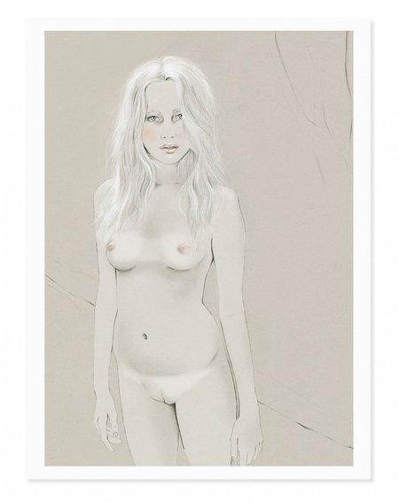 Kelly Thompson #4 Art Print