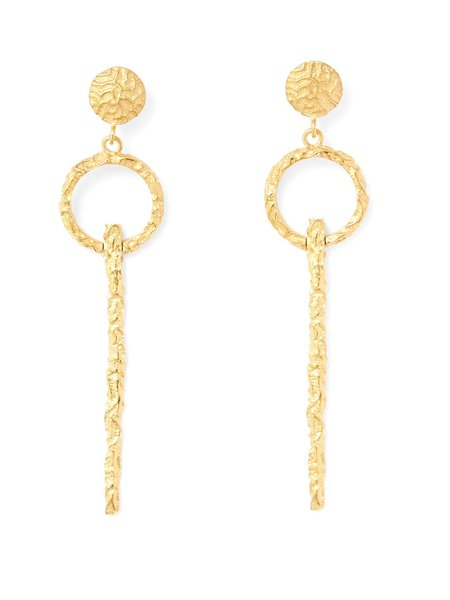 Love & Object Olympia Collection Adona Earrings