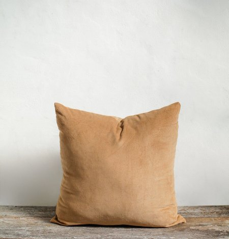 Sonny Clean Lines Pillow Cover - Tan