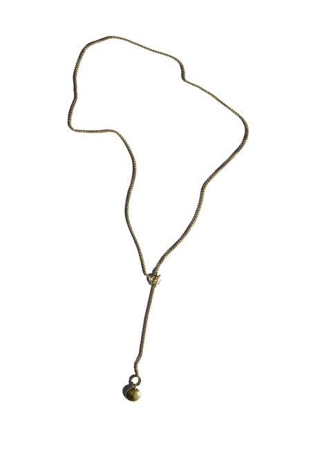 Flash Jewellery Eva Box Chain Necklace