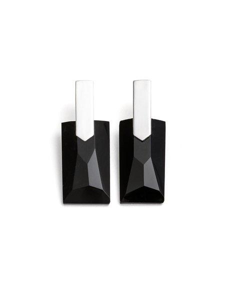 Cathy Pope Gemstone Drops - Black Onyx